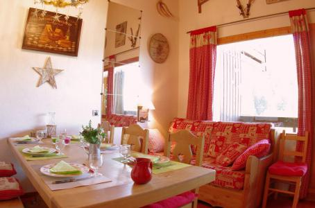 Accommodation at foot of pistes Résidence les Marches
