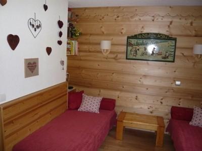 Location au ski Studio 4 personnes (041) - Residence Les Pierres Plates - Valmorel