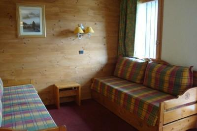 Location au ski Studio 4 personnes (019) - Residence Les Pierres Plates - Valmorel