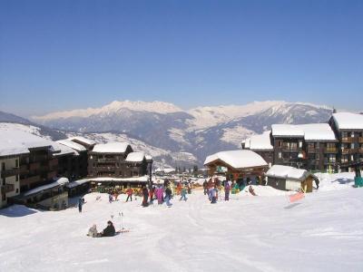 Location Valmorel : Résidence les Pierres Plates hiver