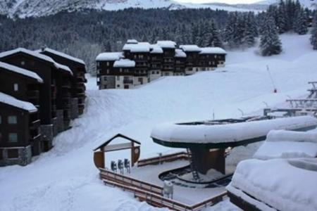 Location au ski Studio 4 personnes (041) - Résidence les Pierres Plates - Valmorel