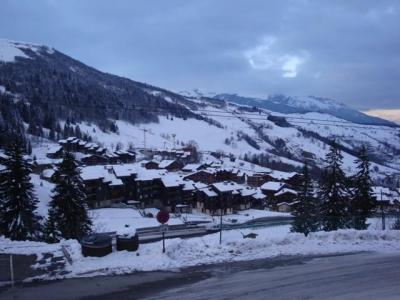 Location au ski Studio 4 personnes (037) - Residence Les Pierres Plates - Valmorel