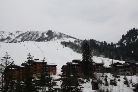 Location au ski Studio 4 personnes (017) - Résidence les Pierres Plates - Valmorel