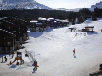 Location au ski Studio 4 personnes (031) - Résidence les Pierres Plates - Valmorel