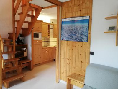 Location au ski Appartement 3 pièces 7 personnes (054) - Résidence les Pierres Plates - Valmorel