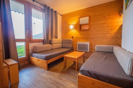 Location au ski Studio 4 personnes (001) - Résidence les Pierres Plates - Valmorel