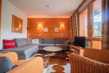 Location au ski Appartement 3 pièces 7 personnes (055) - Résidence les Pierres Plates - Valmorel