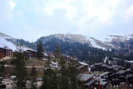 Vacances en montagne Studio 2 personnes (020) - Résidence les Roches Blanches - Valmorel - Extérieur hiver