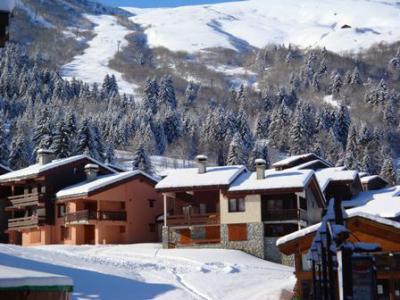 Location au ski Résidence les Teppes - Valmorel