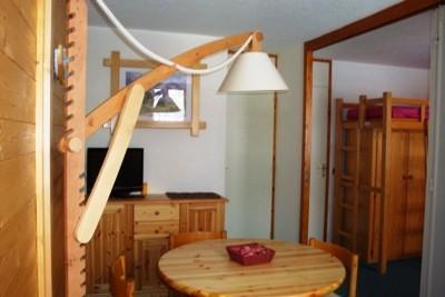 Location au ski Studio 4 personnes (24) - Résidence les Teppes - Valmorel - Table