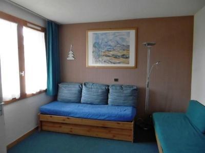 Location au ski Studio divisible 4 personnes (037) - Résidence les Teppes - Valmorel - Canapé