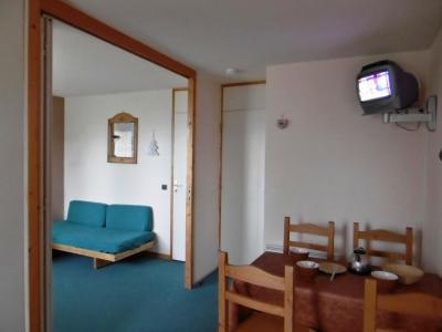 Location au ski Studio divisible 4 personnes (037) - Résidence les Teppes - Valmorel - Table