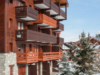 Alquiler al esquí Résidence Pierre & Vacances Athamante et Valériane - Valmorel
