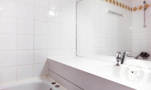 Vacances en montagne Appartement 2 pièces 5 personnes (Sélection 32m²-1) - Résidence Planchamp et Mottet - Maeva Home - Valmorel - Extérieur hiver
