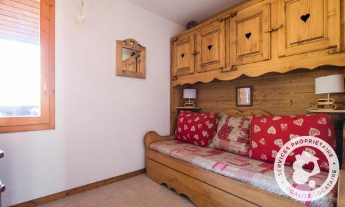 Vacances en montagne Appartement 2 pièces 4 personnes (30m²-4) - Résidence Planchamp et Mottet - Maeva Home - Valmorel - Extérieur hiver