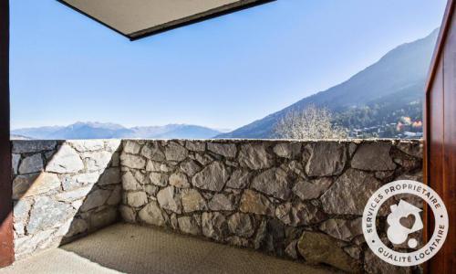 Vacances en montagne Studio 2 personnes (Confort 22m²) - Résidence Planchamp et Mottet - Maeva Home - Valmorel - Extérieur hiver