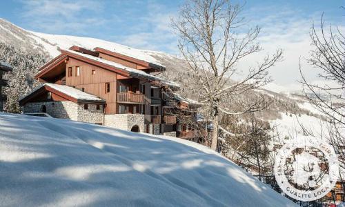 Location Valmorel : Résidence Planchamp et Mottet - Maeva Home hiver