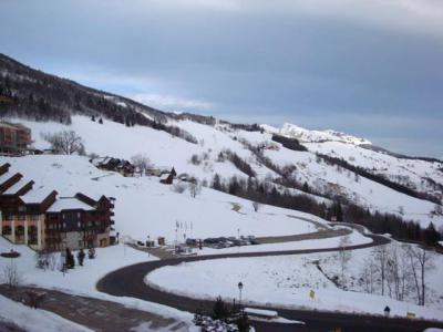 Soggiorno sugli sci Résidence Valériane G - Valmorel - Esteriore inverno