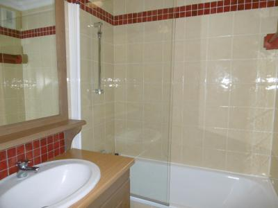 Soggiorno sugli sci Appartamento 3 stanze per 6 persone (115) - Résidence Valériane G - Valmorel - Vasca da bagno