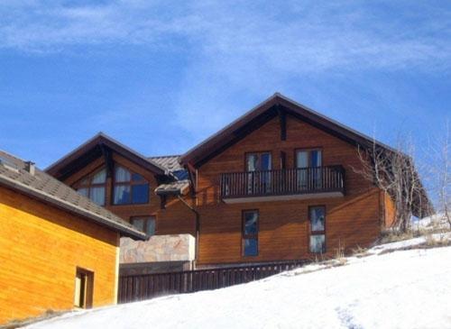 Ski en mars Les Chalets Le Bouquetin Ii
