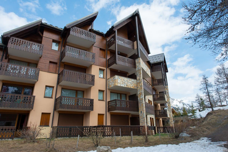 Location au ski Appartement 3 pièces coin montagne 6 personnes (22) - Residence Chamois Blond - Vars