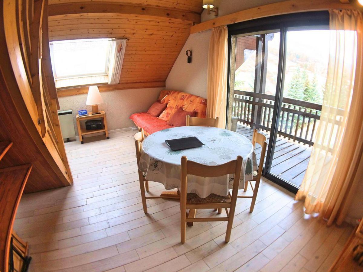Location au ski Appartement 2 pièces 6 personnes (2) - Residence Hostellerie - Vars