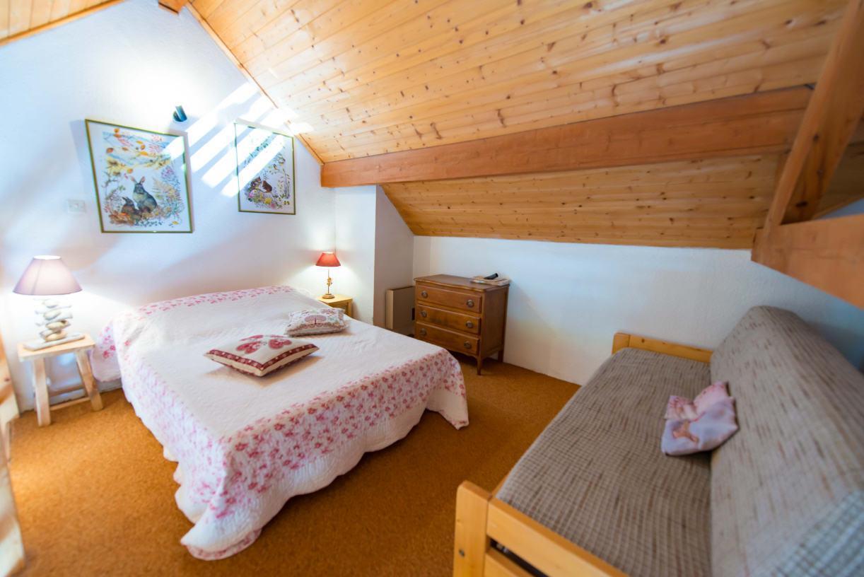 Location au ski Studio mezzanine 4 personnes (31) - Residence Hostellerie - Vars