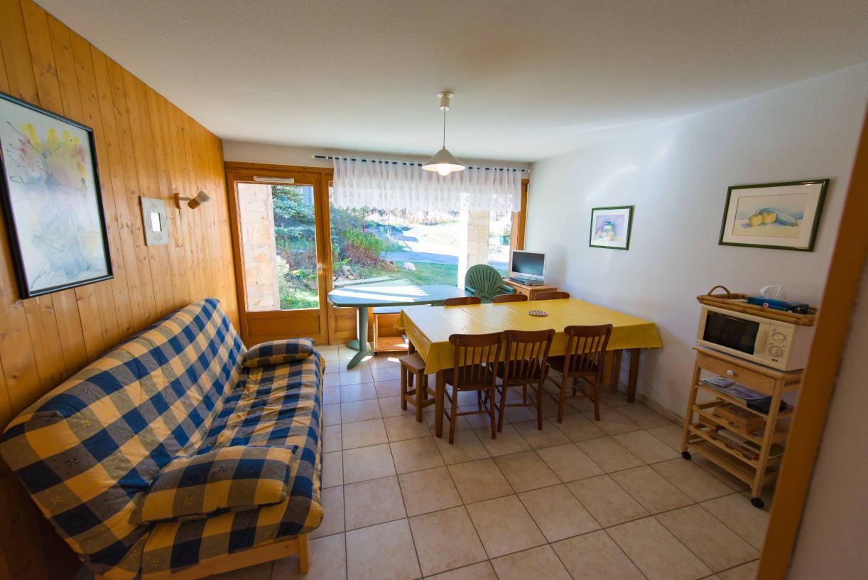 Hébergement au ski Residence L'aiglon