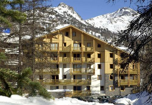 Location Residence L'ecrin Des Neiges hiver