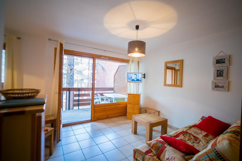 Ski en février Residence Le Bois Du Fau