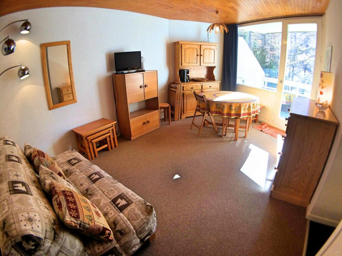 Location au ski Studio cabine 4 personnes (506) - Residence Le Chambeyron - Vars