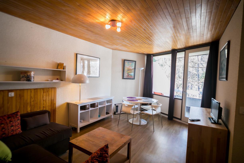 Location au ski Studio cabine 4 personnes (708) - Residence Le Chambeyron - Vars