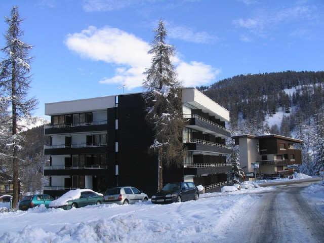 Accommodation Residence Le Melezen