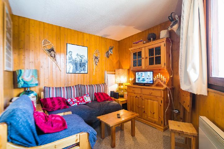 Location au ski Appartement duplex 4 pièces 6 personnes (208) - Residence Les Alpages - Vars