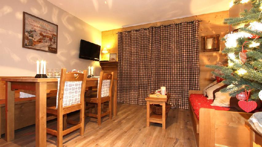 Location au ski Appartement duplex 2-3 pièces 6 personnes - Residence Les Chalets Des Rennes - Vars - Appartement