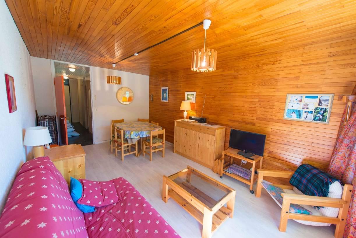 Location au ski Appartement 2 pièces 5 personnes (223) - Residence Les Ecrins 3  - Vars