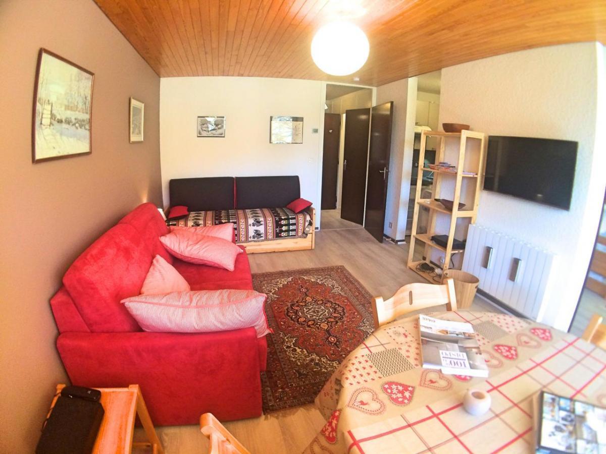 Location au ski Studio cabine 4 personnes (619) - Residence Les Fibieres - Vars