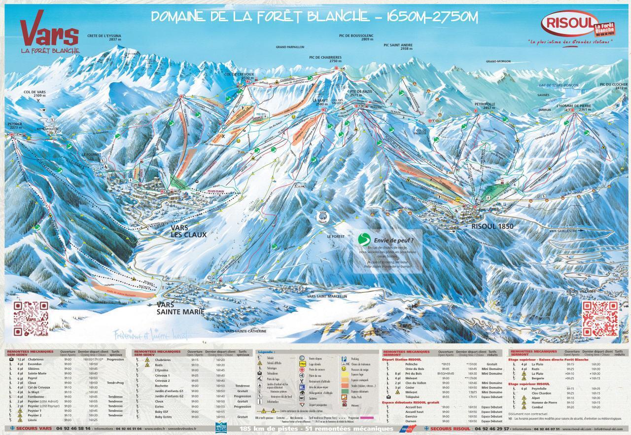 Location au ski Studio cabine 4 personnes (907) - Residence Les Fibieres - Vars