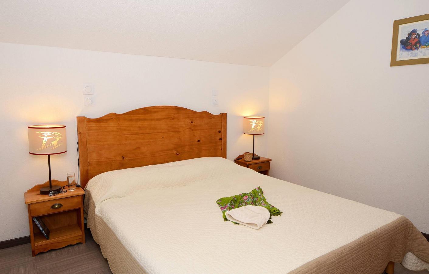 Location au ski Residence Pra Sainte Marie - Vars - Chambre