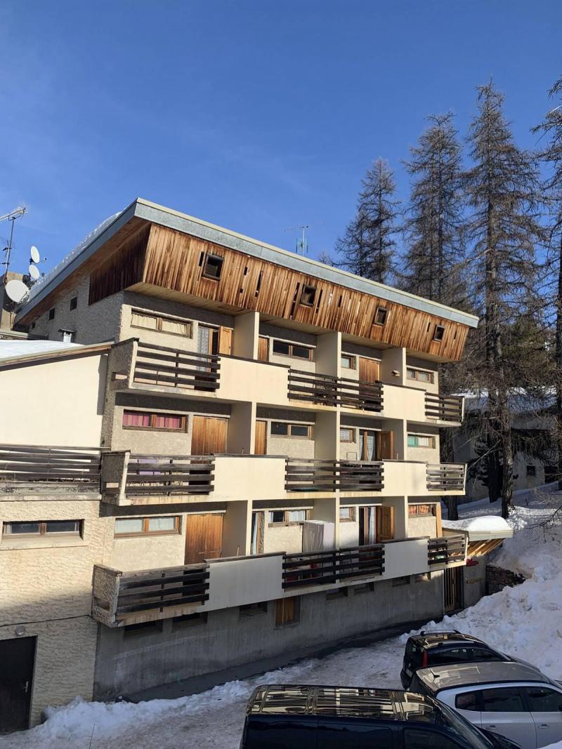 Аренда на лыжном курорте Апартаменты 4 комнат 10 чел. (268) - La Résidence le Schuss - Vars