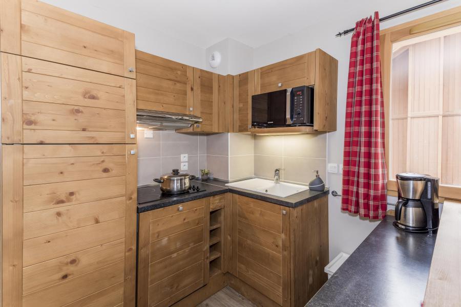 Location au ski Appartement duplex 4 pièces 8 personnes - Les Chalets Des Rennes - Vars - Kitchenette