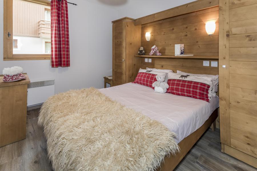 Location au ski Appartement duplex 4 pièces 8 personnes - Les Chalets Des Rennes - Vars - Lit double