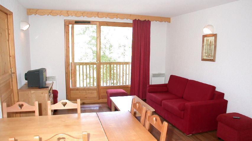 Rent in ski resort 2 room apartment 6 people (U003) - Résidence Ecrin des Neiges - Vars - Apartment