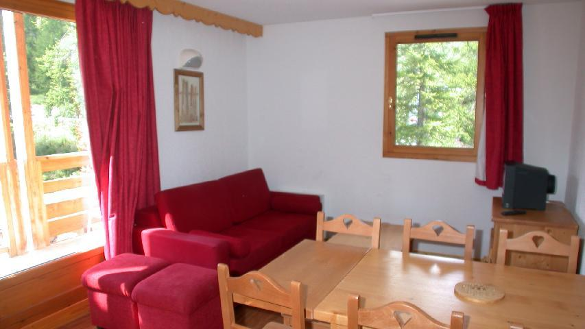 Rent in ski resort 3 room apartment 6 people (U004) - Résidence Ecrin des Neiges - Vars - Apartment