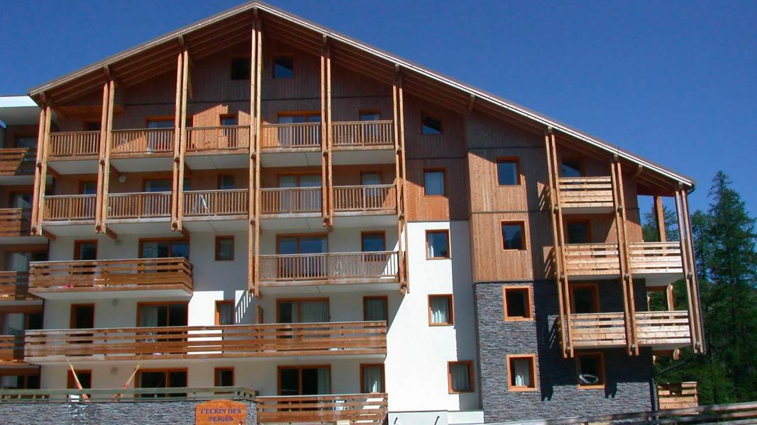 Location au ski Résidence Ecrin des Neiges - Vars - Intérieur