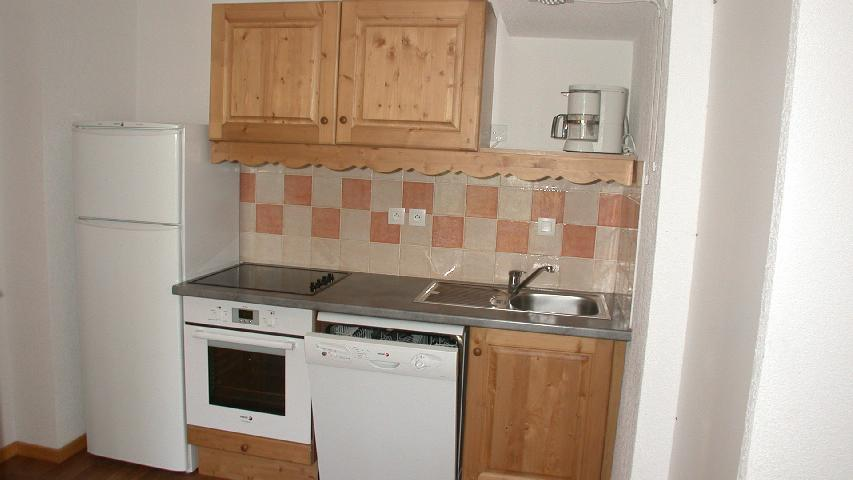 Location au ski Appartement 2 pièces 6 personnes (U003) - Résidence Ecrin des Neiges - Vars - Appartement