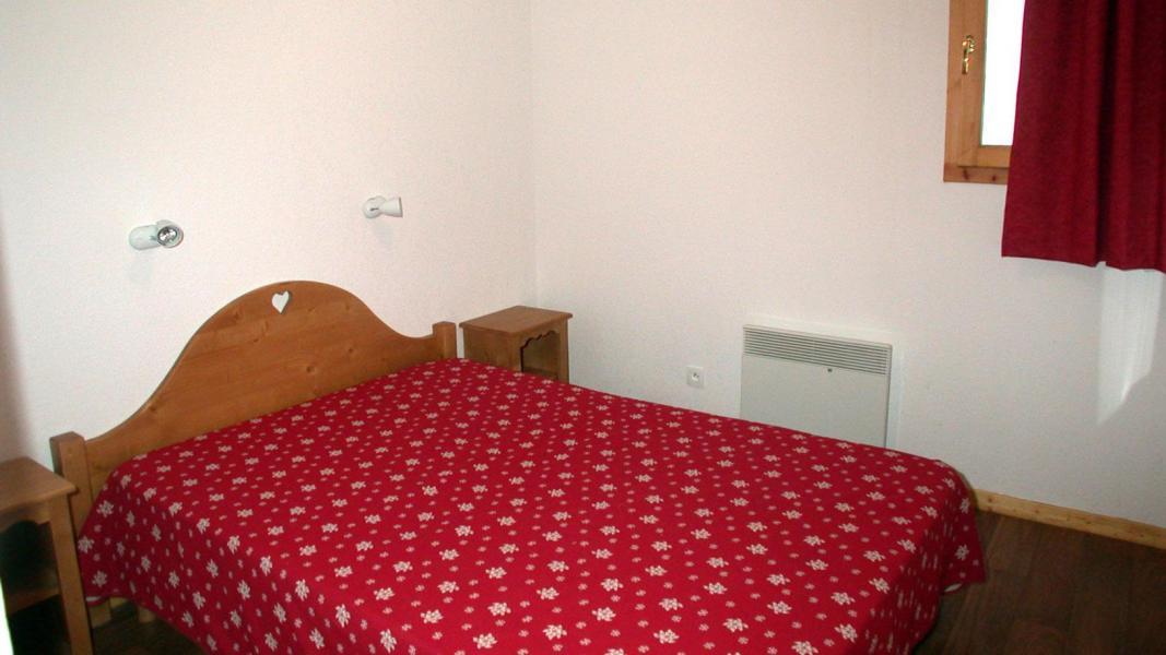 Skiverleih Résidence Ecrin des Neiges - Vars - Schlafzimmer