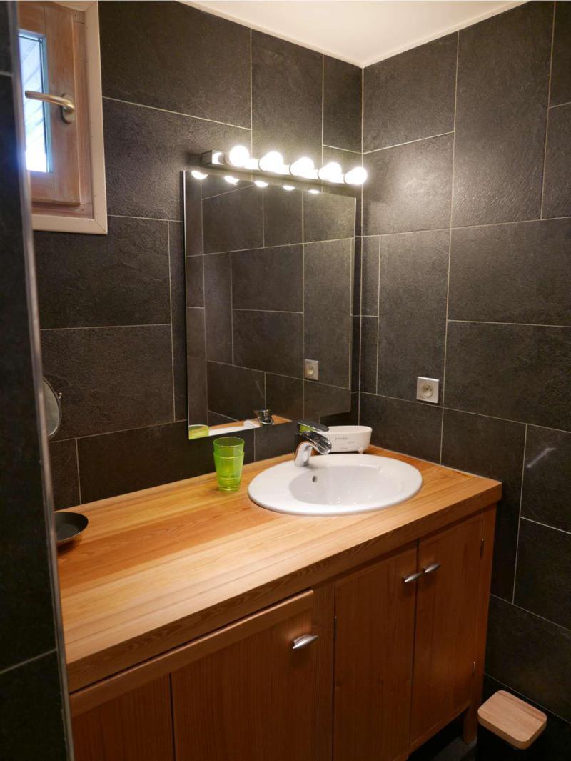 Wakacje w górach Apartament 4 pokojowy 8 osób (422) - Résidence Gaubert - Vars - Zima na zewnątrz