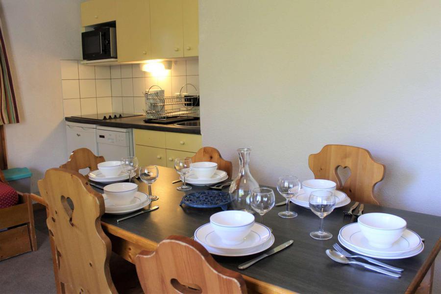 Rent in ski resort 3 room apartment 6 people (309) - Résidence l'Eyssina - Vars - Bedroom