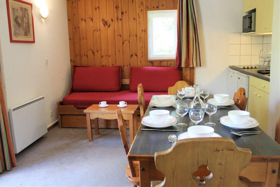 Rent in ski resort 3 room apartment 6 people (309) - Résidence l'Eyssina - Vars - Bunk beds